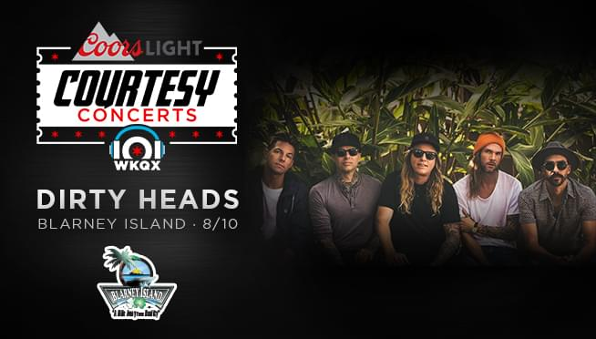 Courtesy Concert with Dirty Heads