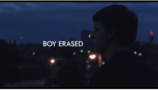 First trailer for Boy Erased