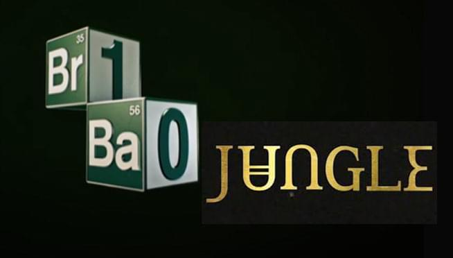 Jungle + Breaking Bad = Awesome!
