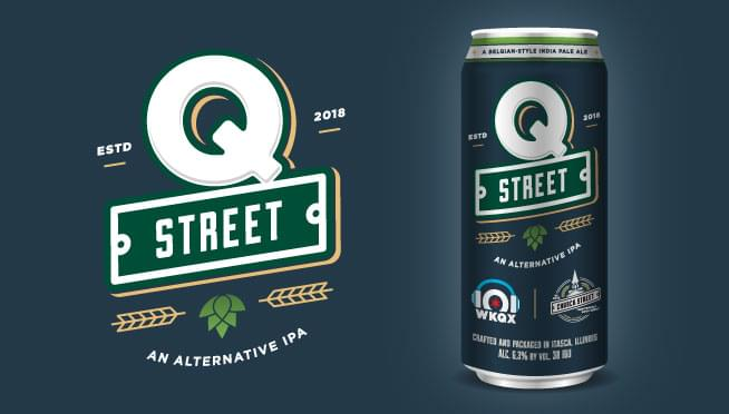 11/17/18 – Celebrate Q Street Beer now at all Beerhead Locations