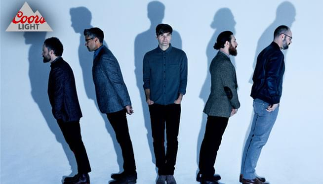 8/21/18 – Death Cab For Cutie In The Sound Lounge
