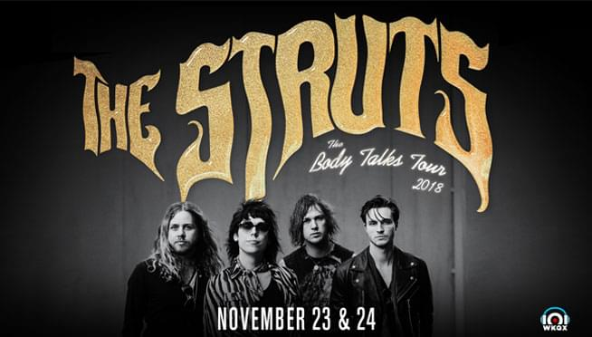 11/23/18 – 101WKQX Presents…The Struts – Night 1