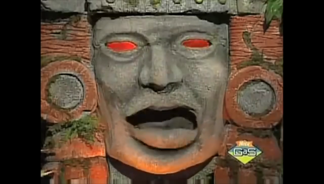 Throwback Thursday: Remember 'Legends of the Hidden Temple'?