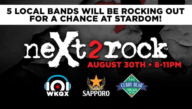 8/30/18 – neXt2rock Local Finale