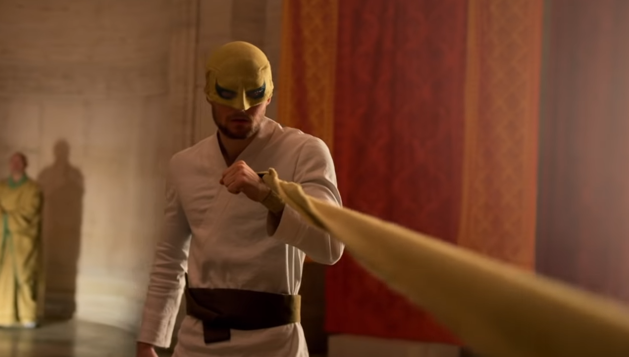 Official 'Iron Fist' Season 2 trailer released