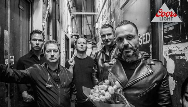 9/28/18 – Blue October In The Lounge