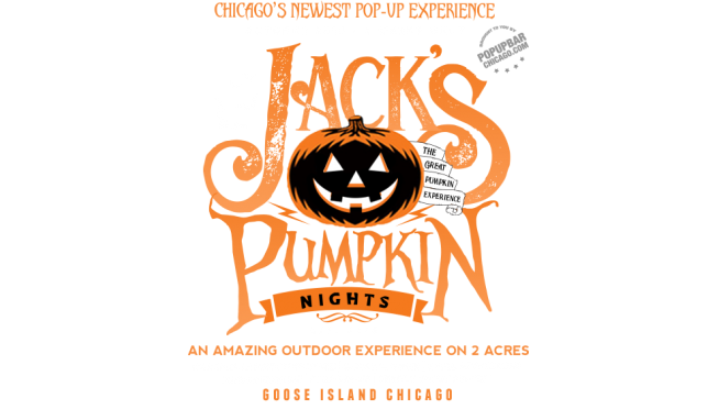 Jack's Pumpkin Nights is the largest corn maze in Chicago with a full-service bar hidden inside. LETS GO!