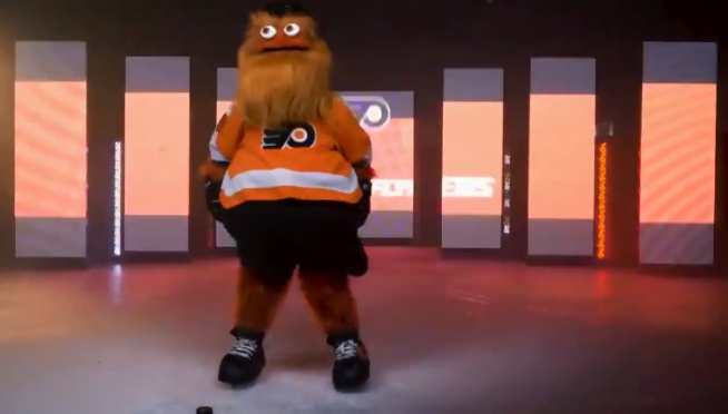 Philadelphia Flyers new mascot is horrifying, widely mocked online
