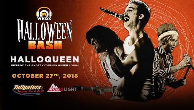 10/26/18- Halloween Bash Ticket Drop with Lauren