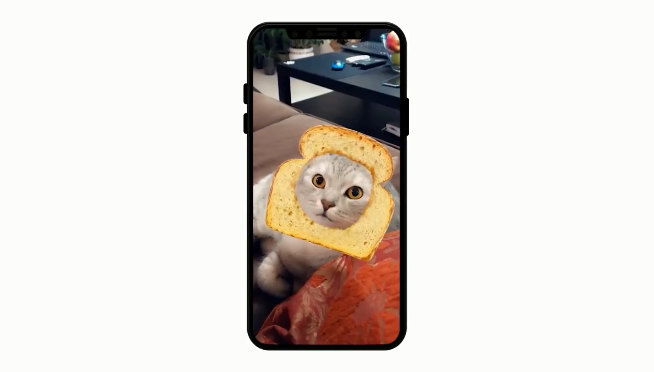 SnapCAT: Snapchat launches lenses for your cat