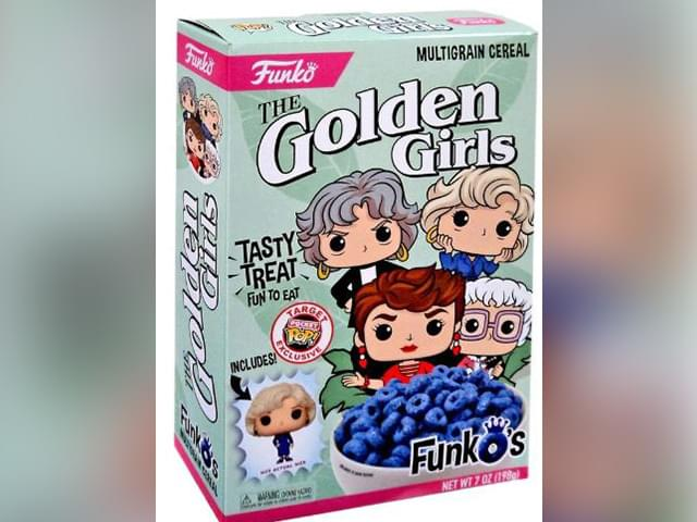 """You Can Now Buy """"Golden Girls"""" Cereal"""