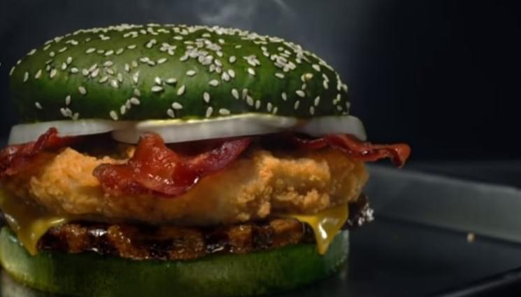 'Nightmare King' intends to make fast food scarier