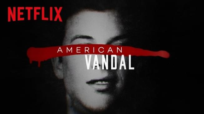 Netflix cancels 'American Vandal' after two seasons