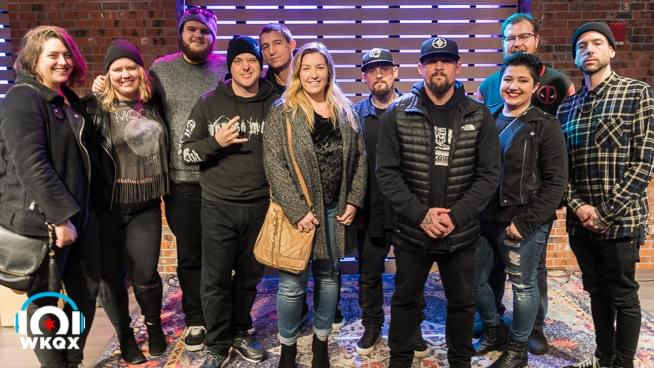 Good Charlotte- The Lounge- Meet and Greet