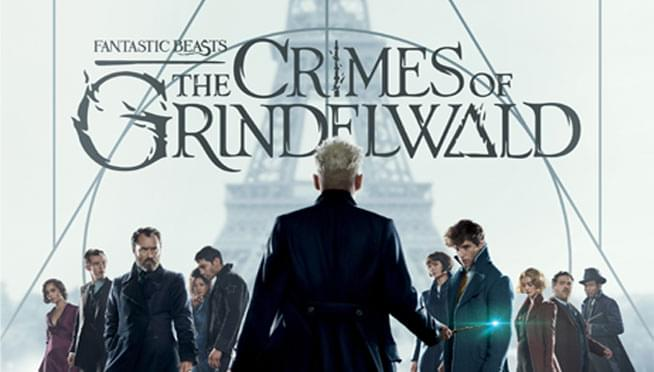 Fantastic Beasts: The Crimes of Grindelwald Screening Passes