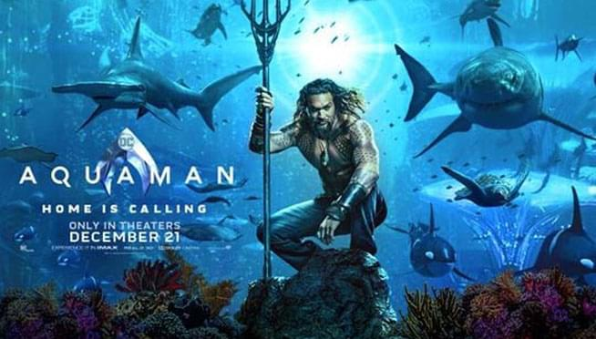 Aquaman Early Screening