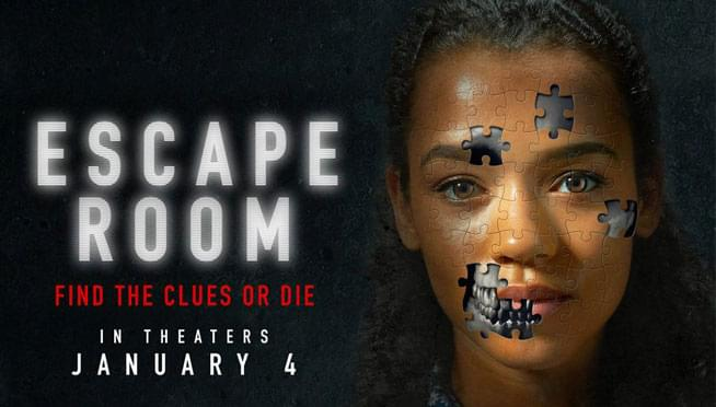 Escape Room Early Screening