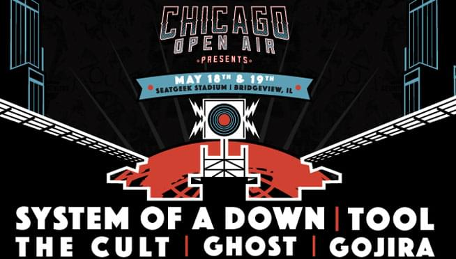 5/18/19-5/19/19  – Chicago Open Air