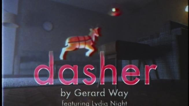 Gerard Way releases new xmas song about reindeer and magic