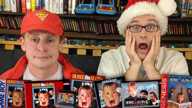 McCaulay Culkin reviews those awful Home Alone sequels & video games