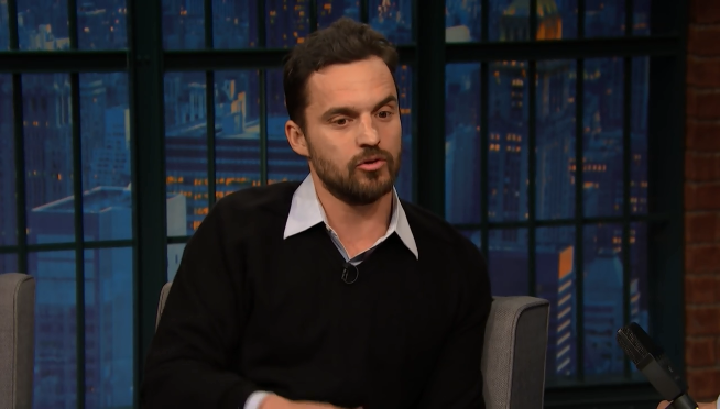 Watch Jake Johnson play the 'Chicago vs. the Wolrd' game