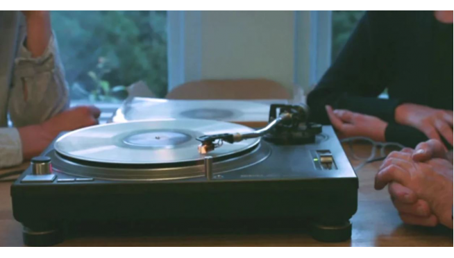 Would You Want Your Ashes Pressed into a Vinyl Record When You Die?  Hells YEAH!