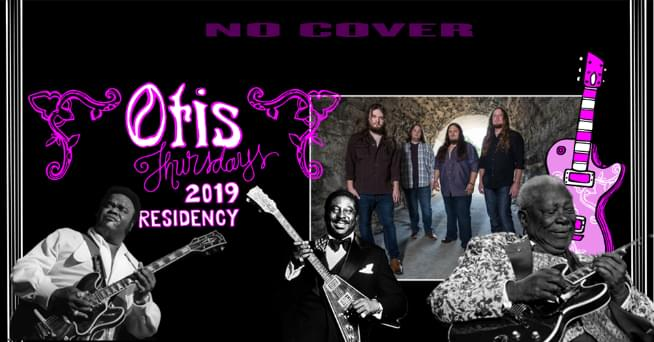 Otis Thursdays at Cubby Bear Wrigleyville