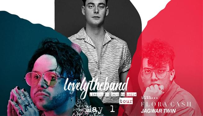 6/19/19 – lovelytheband – NEW DATE