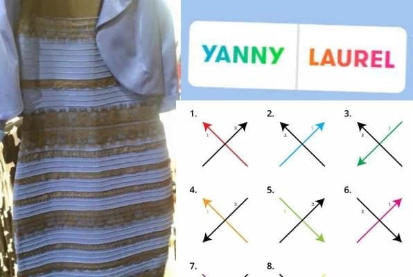 First 'the dress' then 'yanny vs laurel', now we have 'How do you draw and X?'
