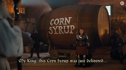 Bud Light gets an earful after corn syrup commercial