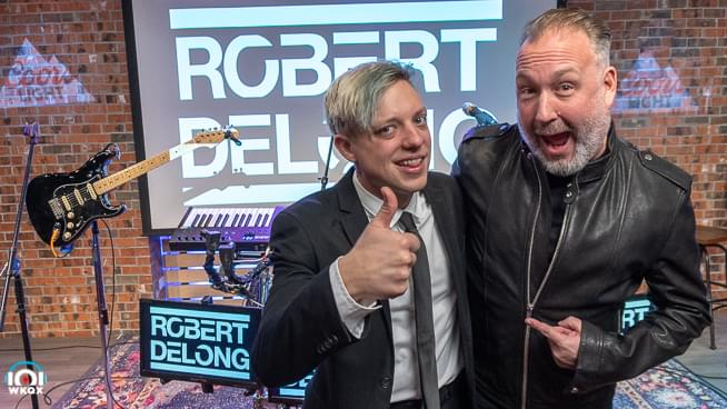 Robert DeLong — Meet and Greet — The Lounge