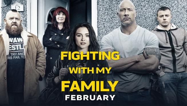 Fighting With My Family Early Screening
