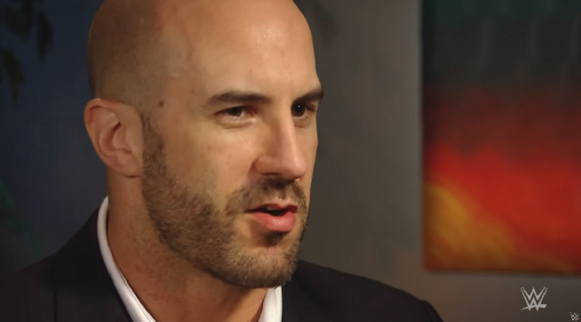 EXCLUSIVE: WWE Superstar Cesaro talks kicking pancakes & more (Stream Here)
