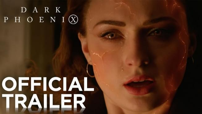 Is there a major spoiler in the X-Men: Dark Phoenix trailer?