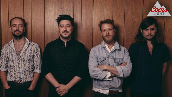 3/29/19 – Mumford & Sons In The Lounge
