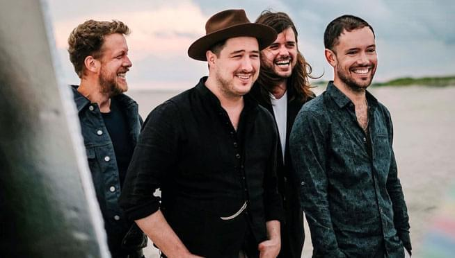 "Watch Mumford & Sons cover Nine Inch Nails' ""Hurt"""