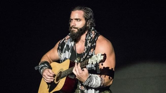 WWE's Elias is going to play a song and the crowd is going to boo (Exclusive Interview)