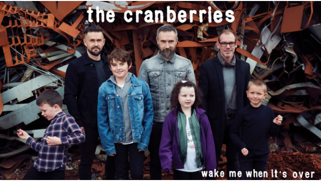 "New Cranberries track ""Wake Me When It's Over"", off Dolores O'Riordan's final album"