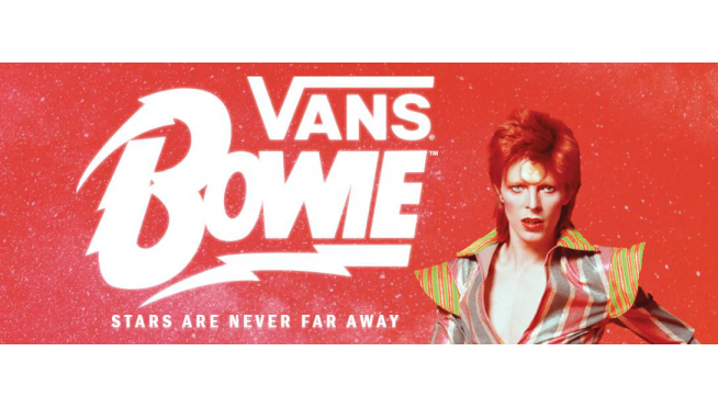 David Bowie Inspired Vans on the way