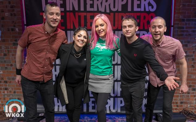 The Interrupters – Meet and Greet – The Lounge
