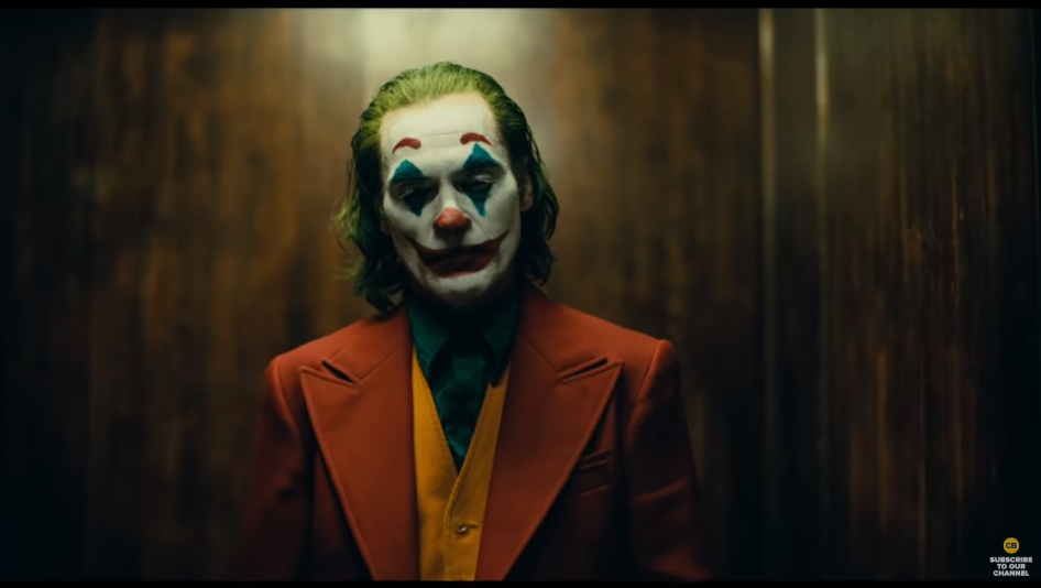 Ok, this new trailer for 'Joker' looks awesome