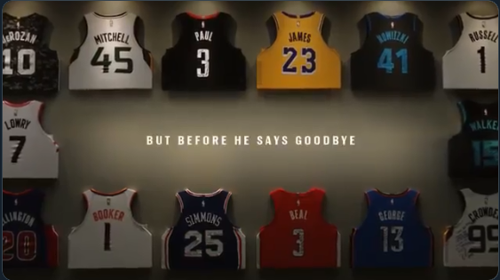 A touching tribute to Dwyane Wade from Budwiser