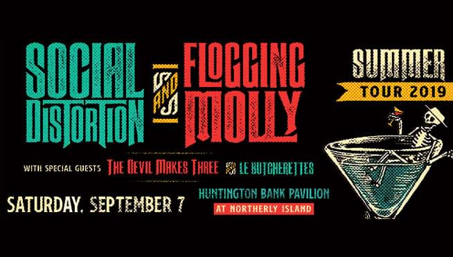 9/7/19 – Social Distortion & Flogging Molly