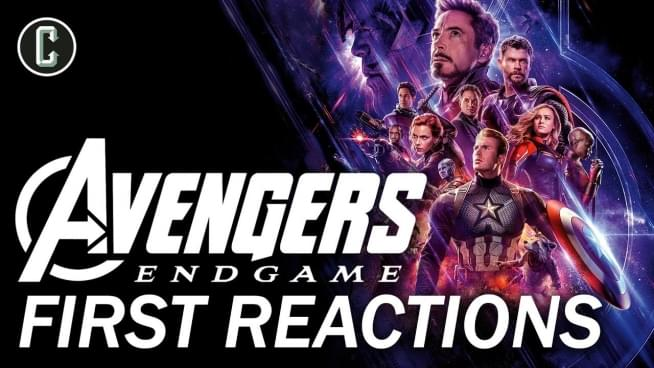 Spoiler-free reactions to 'Avengers: Endgame'