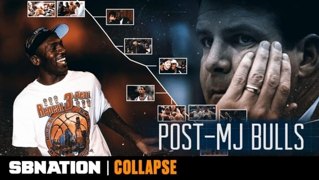 Documentary covers the collapse of the 90's Bulls dynasty (Stream it here)