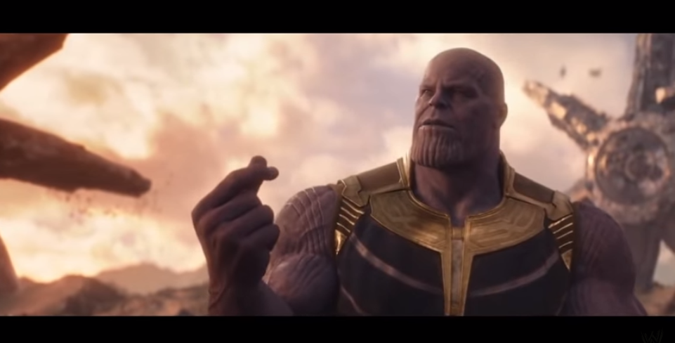 "Thanos has a message for people who spoil ""Avengers: Endgame'"""