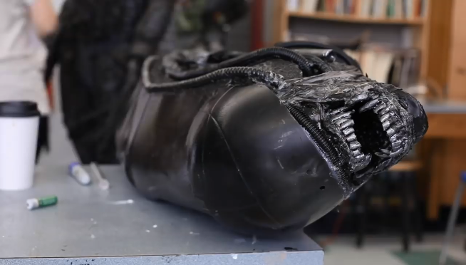 Watch the must-see high school theater version of 'ALIEN'