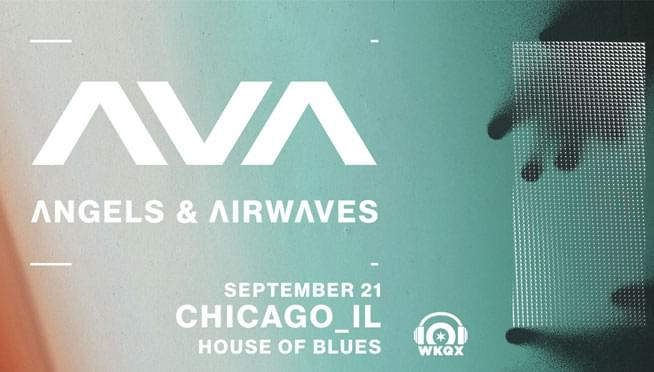 9/21/19 – 101WKQX Presents…Angels & Airwaves – SOLD OUT