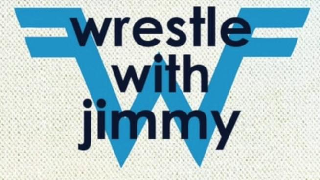 Weezer's 'Say It Aint So' but every word is 'Wrestle with Jimmy' (Stream it here)