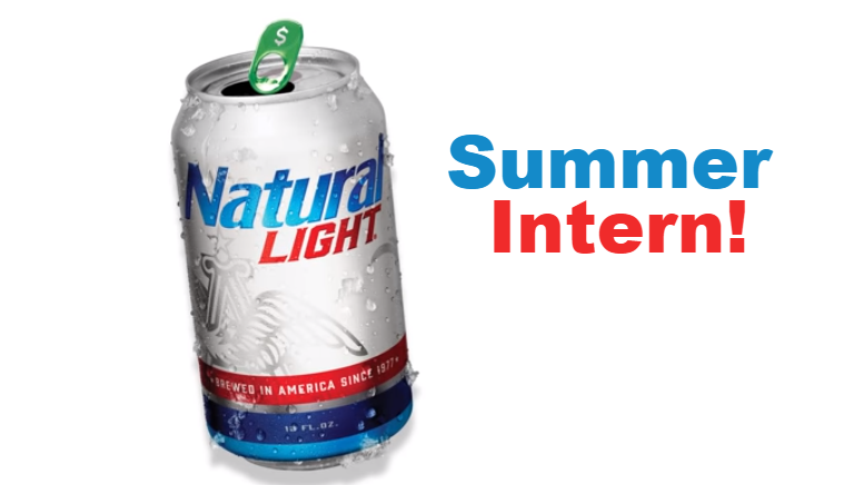 Put your 'party skills' to work with Natty Light